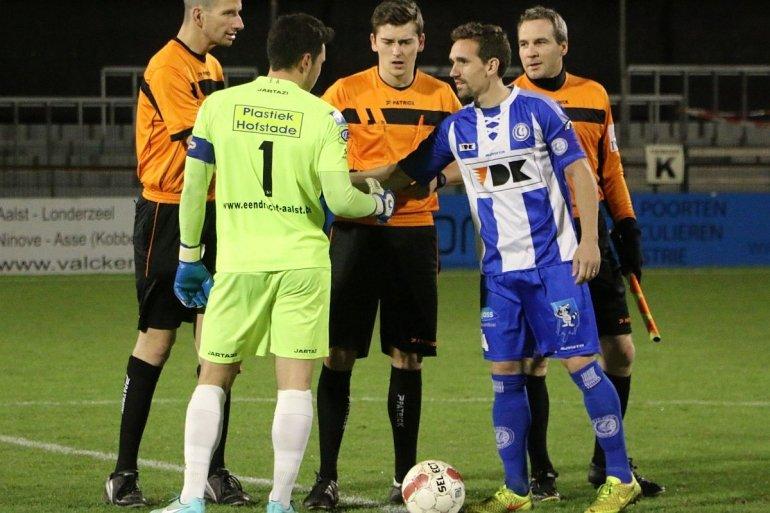Gelijkspel in oefentreffen met AA Gent