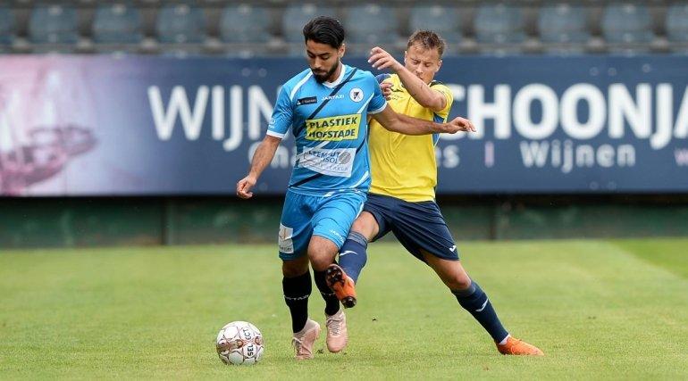 """Yassine Razzi: """"De club bedanken voor deze kans"""""""