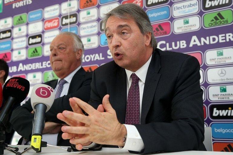 Samenwerking met Anderlecht