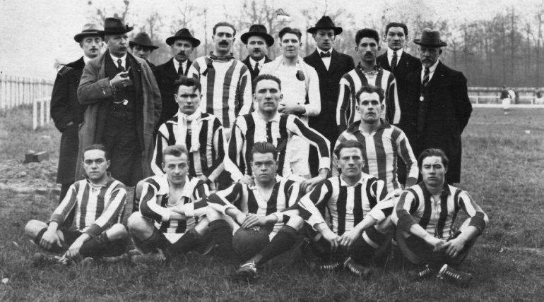 100 jaar Eendracht Aalst uit de startblokken