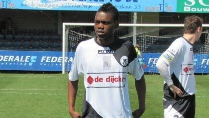 Contract Gigle Ndefe verlengd met drie seizoenen