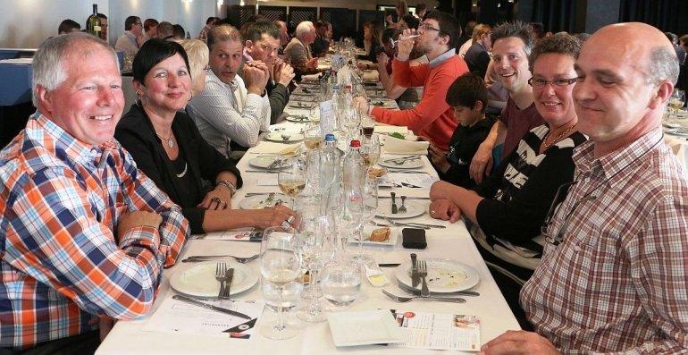 Restaurantinfo Eendracht Aalst - FC Gullegem