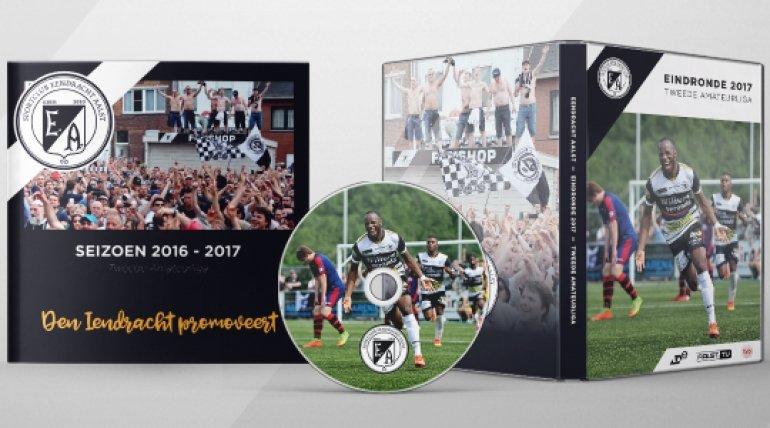 Herbeleef de promotie met een dvd én fotoboek!