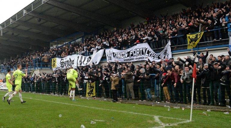 Voorverkoop FCV Dender EH - Eendracht Aalst