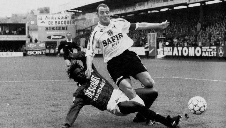 Yves Vanderhaeghe terug in Pierre Cornelisstadion