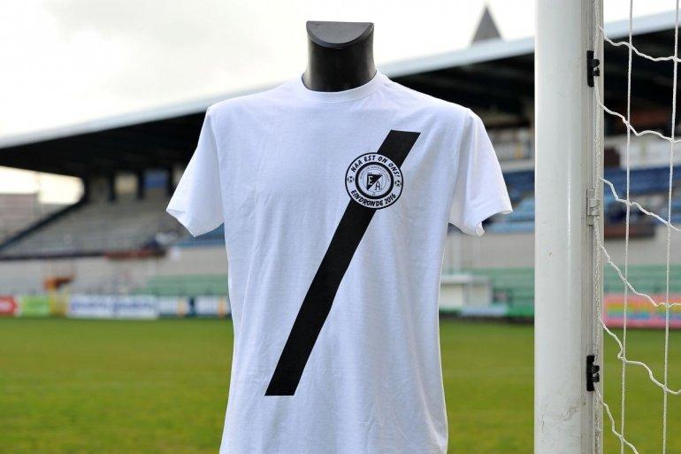 Eindronde t-shirts beschikbaar!