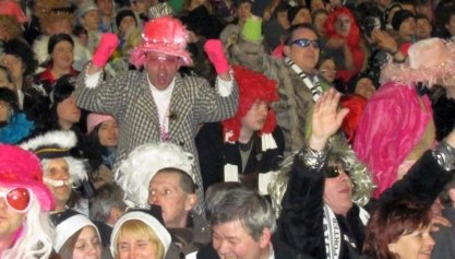 Ook volgend jaar carnavalsmatch op vrijdagavond