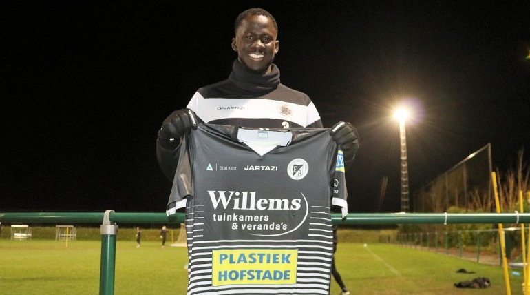 Welkom Ibrahima Mbaye!