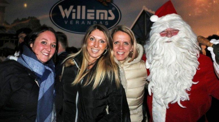 Onze Kerstmarkt opent zondag om 11u00!