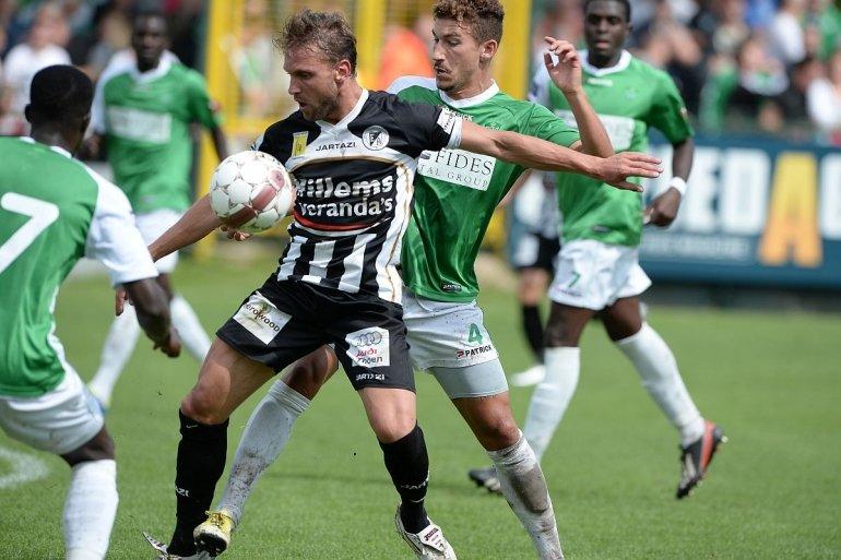 KVV Vosselaar opponent in Cofidiscup