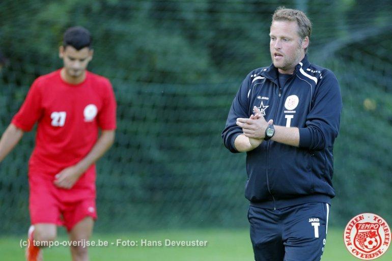 Tom De Cock wordt de nieuwe coach