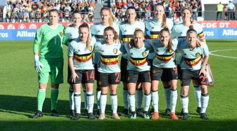 Anderlechtse Red Flames woensdag op Zandberg