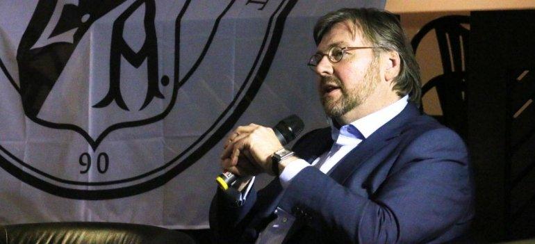 Patrick Le Juste voorzitter in spe