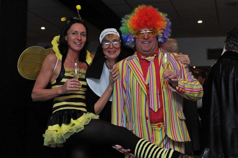 Geniet vrijdag van een uitgebreid carnavalsbuffet!