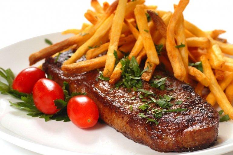 Steakfestijn bij Eendracht
