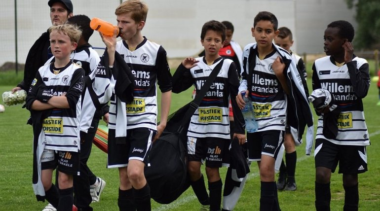 Soccer School Eendracht Aalst opgericht