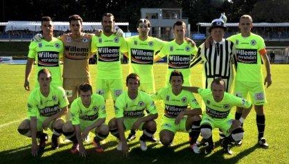 SK Sint-Niklaas zondag op bezoek