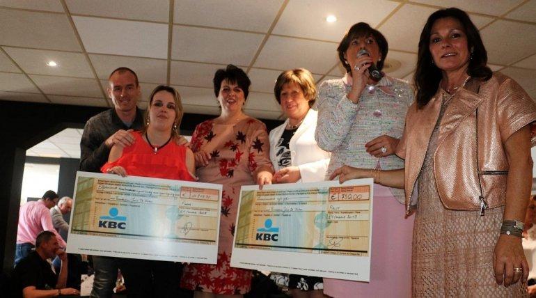 Flinke duw in de rug voor de Foundation Jana De Koker