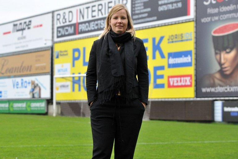 Carolien Pieters voorgesteld
