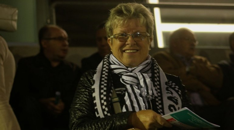 Supporter van de maand: Lilian Janssens