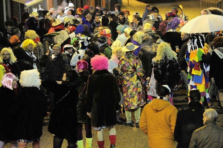 Veiligheidsvoorschriften carnavalsmatch