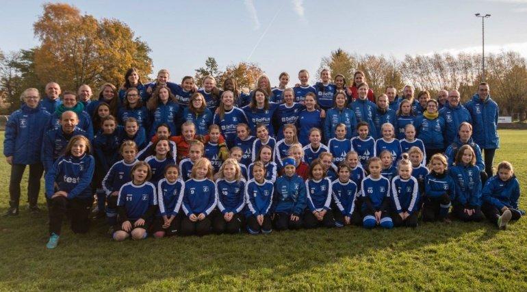 Ladies gaan samenwerken met FC Dames Ternat