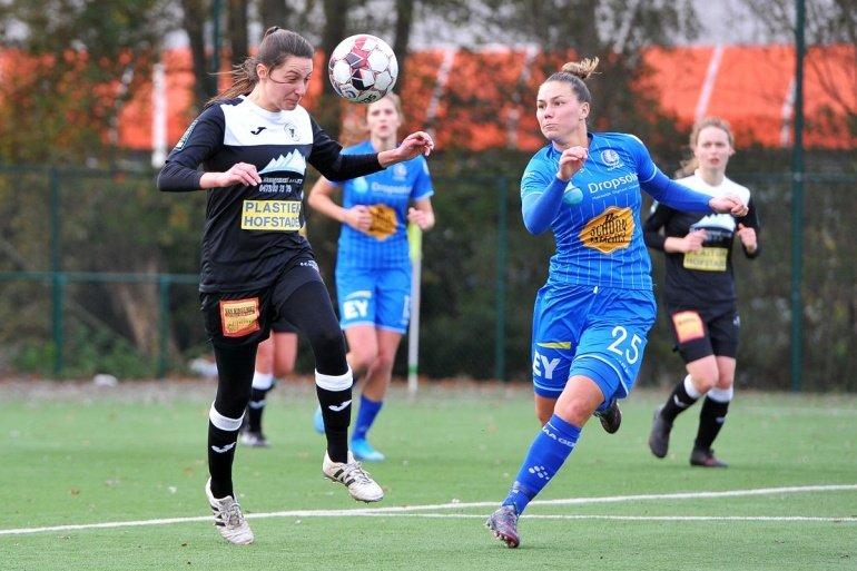 Ladies kennen geen probleem met KV Mechelen