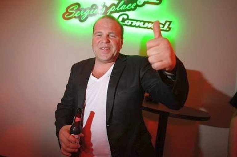 Sergio vrijdag ook van de partij!