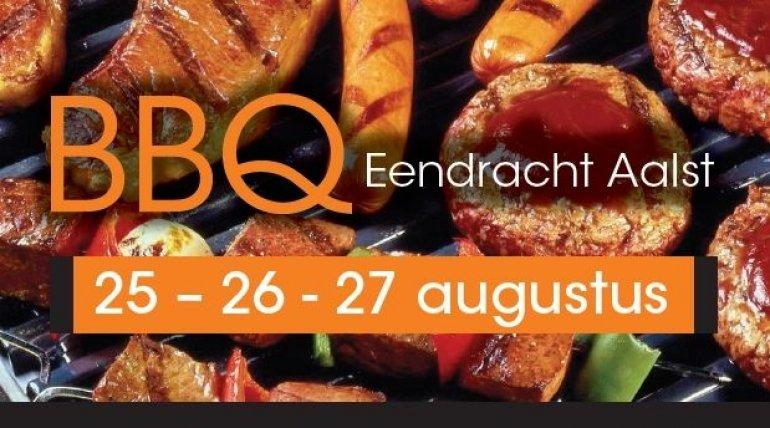BBQ-time op 25-26-27 augustus!