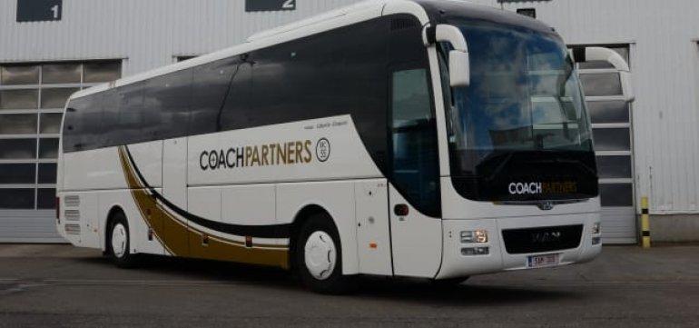 Onze wedstrijdsponsor: Coach Partners