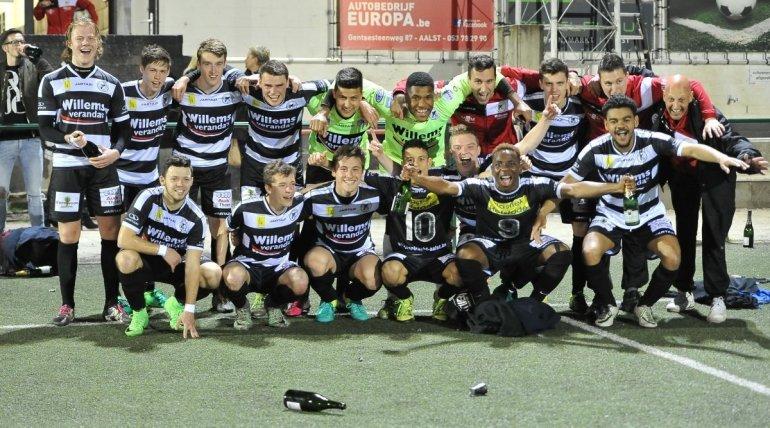 U21 bekeren maandag tegen RSC Anderlecht