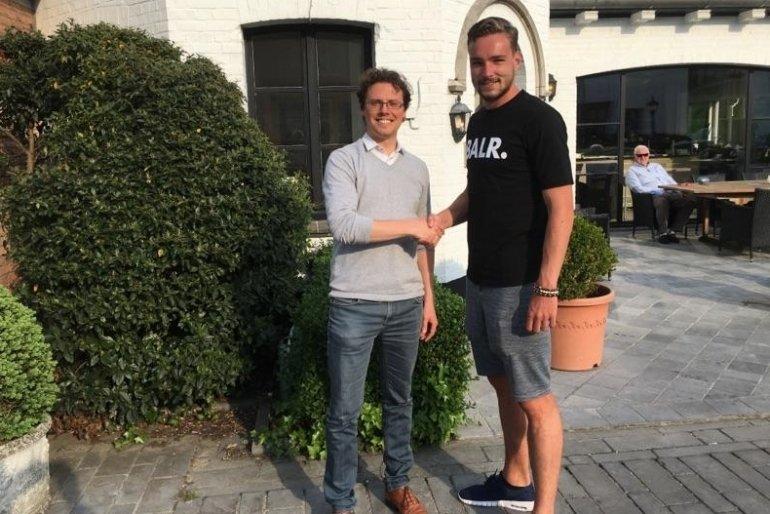 Arno Claeys komt over van KV Kortrijk