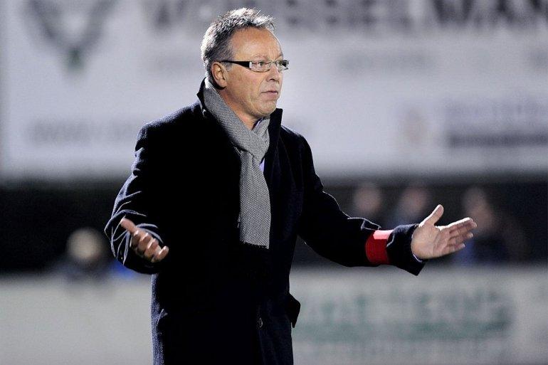Regi Van Acker nieuwe trainer
