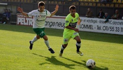 Billijk gelijkspel bij Lommel United
