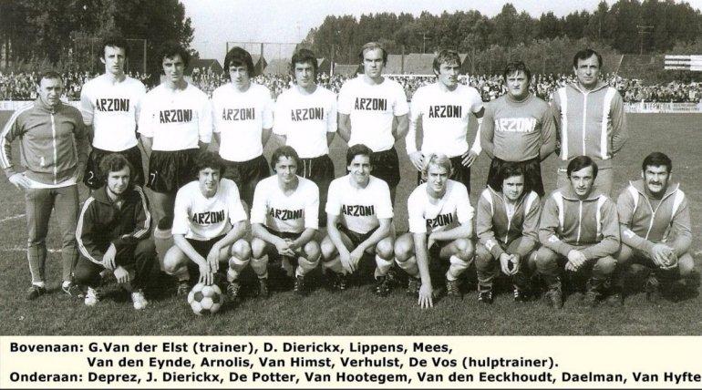 """Van den Eynde: """"Voelden ons onoverwinnelijk in 1976"""""""