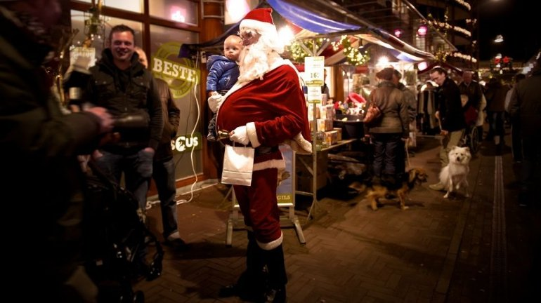 Programma kersthappening 18 december