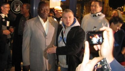 Nieuwe meet & greet met Moses Chunga