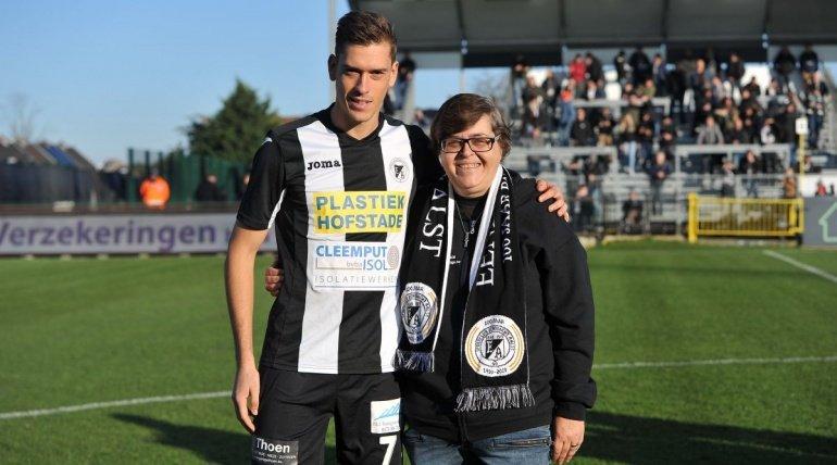 Supporter van de maand: Miranda De Brandt