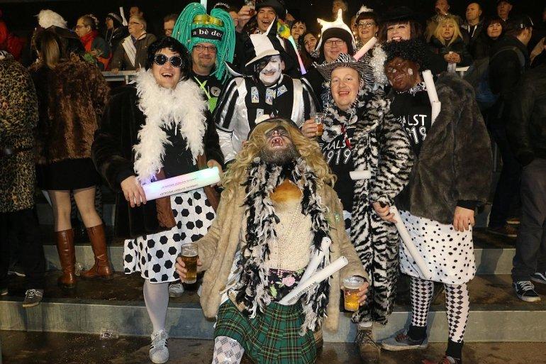 Carnavalsmatch op vrijdag 24 februari!