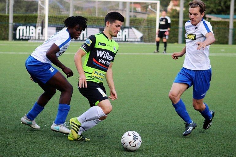 Joran Van Belle beslist makke oefenpartij
