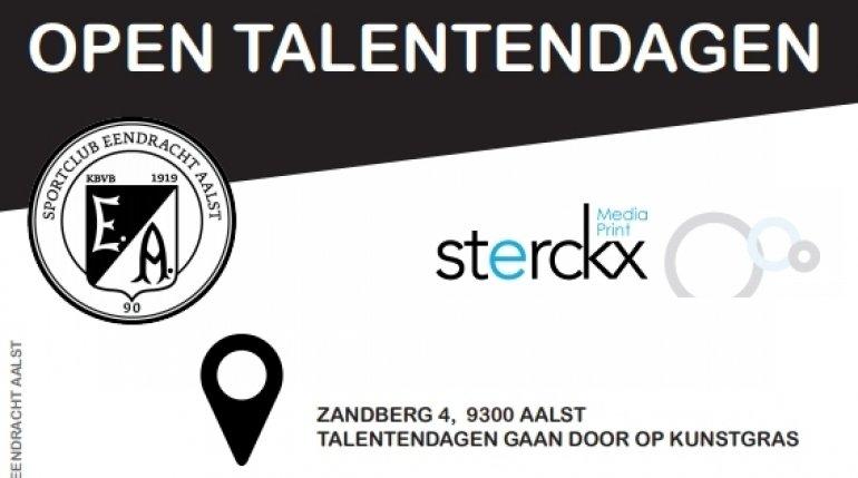 Open talentendagen op Zandberg